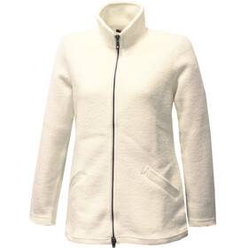 Ivanhoe of Sweden Brodal Long - Chaqueta Mujer - blanco
